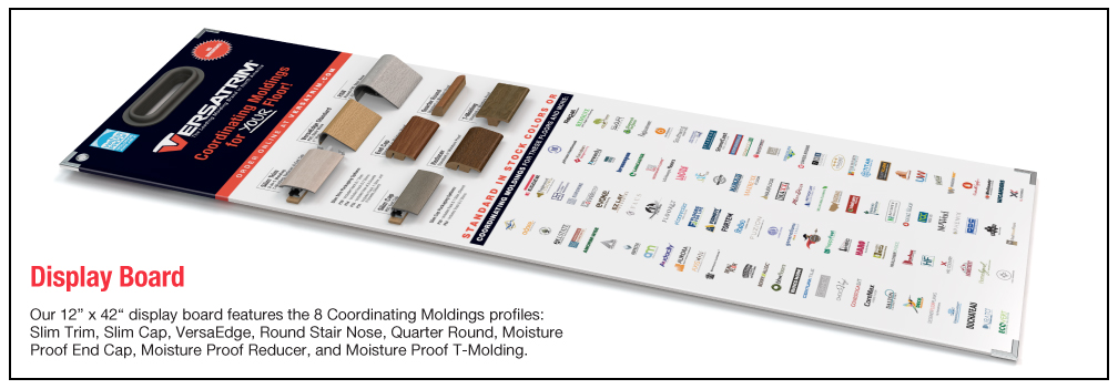 Versatrim Laminate Molding Marketing Assistance